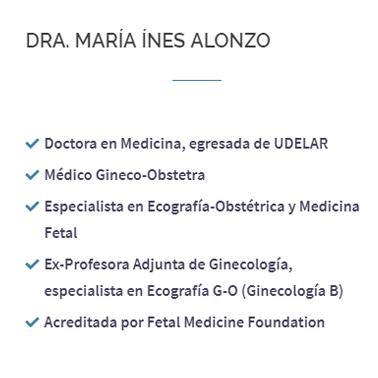 Médico Gineco-Obstetra, especialista en Ecografía-Obstétrica y Medicina Fetal
